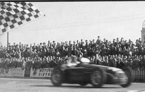 1951 Pedralbes, Alfa Romeo y el primer título